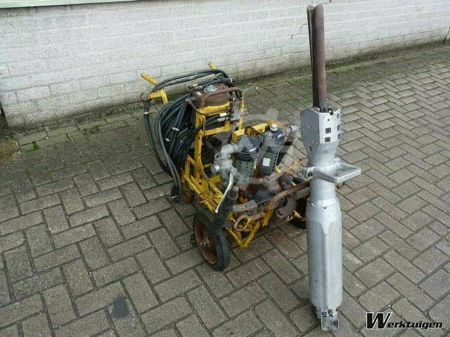 Darda Atlas Copco Steen Splitter