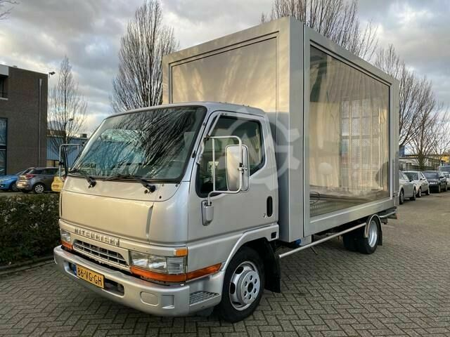 Mitsubishi Canter 2.8 FB 35 Base L Exclusive uitvoering / Rec