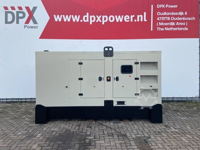 Volvo TAD882GE-SV - 275 kVA Stage V Genset - DPX-19029