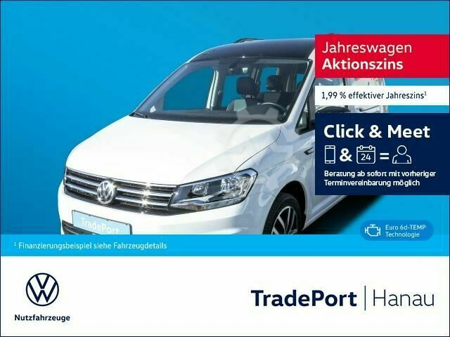 VW Caddy Edition 35 Caddy EDITION 35 Navi AHK ACC