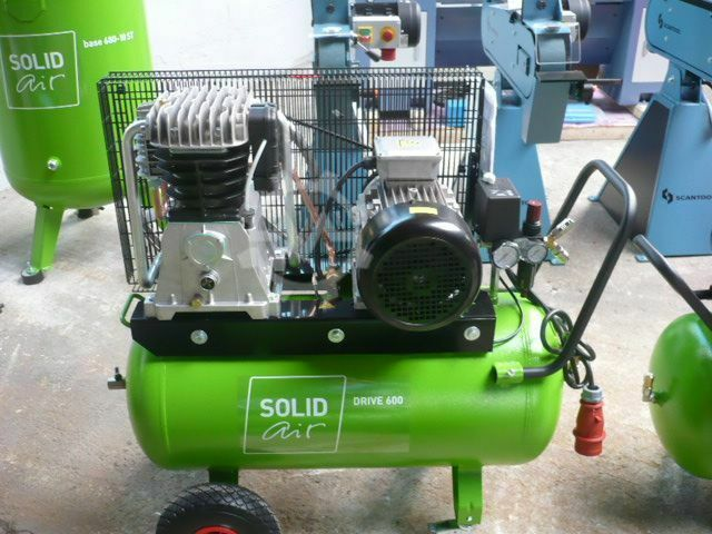 SOLIDair / BOGE  Soliddrive 600