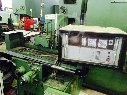 LOG-O-MATIC LFS 5020 CNC /500x220 mm