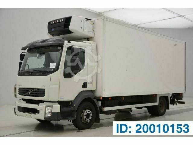 Volvo FL 240 dual temperature