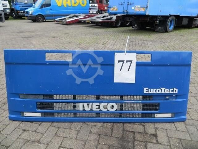 Iveco grill Eurotech