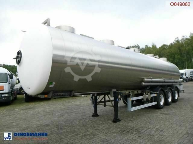 Sonstige/Other Magyar Chemical tank inox 34.6 M3 / 1 comp