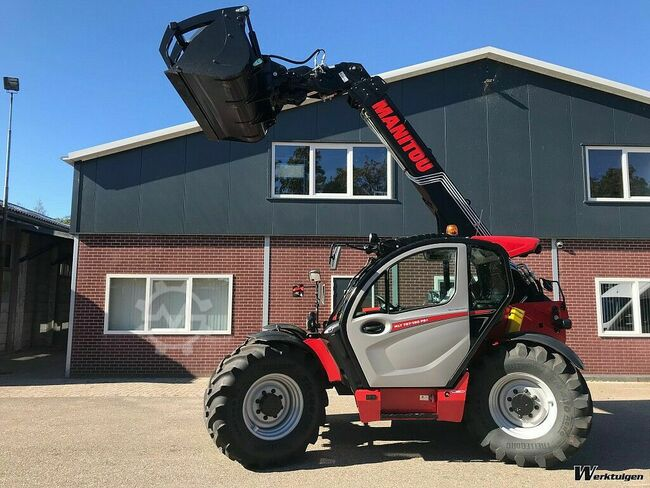 Manitou MLT 737-130 PS Plus