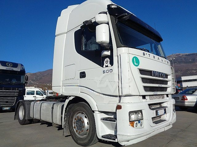 Iveco STRALIS AS440S50TP MANUALE+INTARDER