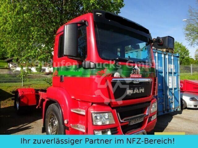 MAN TGS 18.440 RECHTSLENKER! RIGHT HAND DRIVE