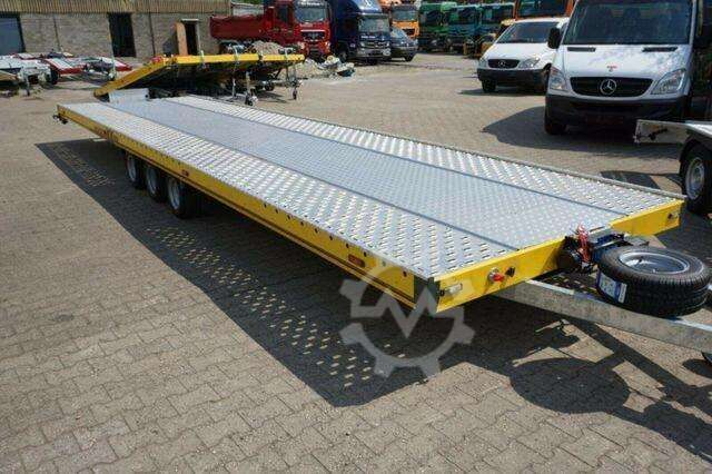 Sonstige/Other Autotransporter 8,5 m 2 Autos, ele. Winde