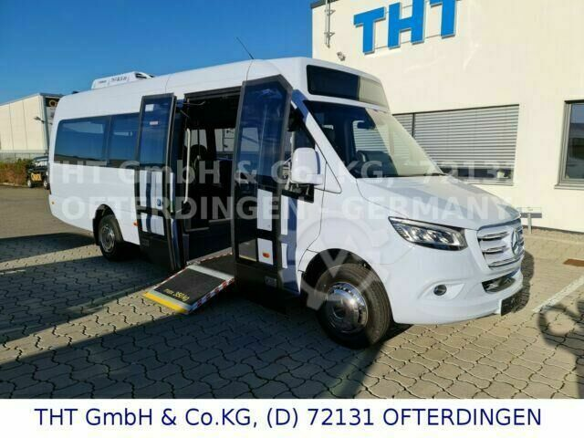 Mercedes-Benz 516 CDI CITY MNF, 8050 mm