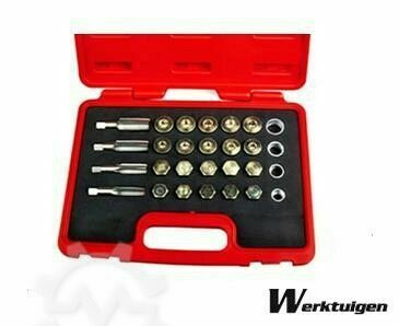Toolstore Carterplug Reparatie set
