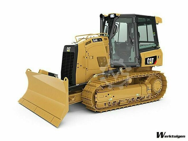 Caterpillar D4 te huur