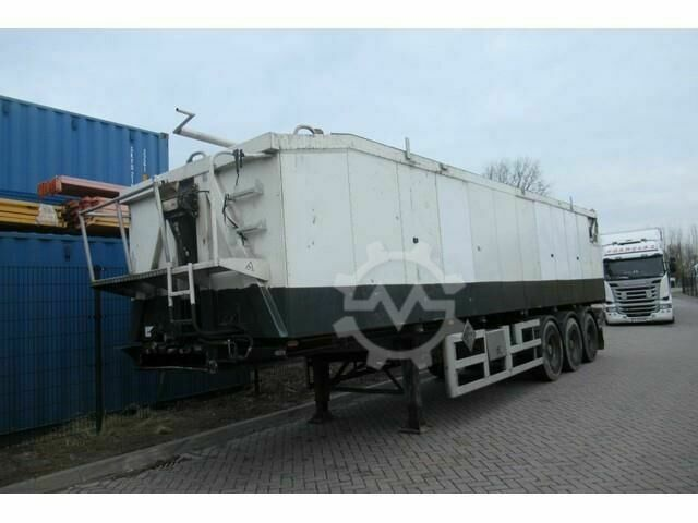 Sonstige/Other OVA Tipper 43m3 / Liquid Closed / SAF Disc / Lift