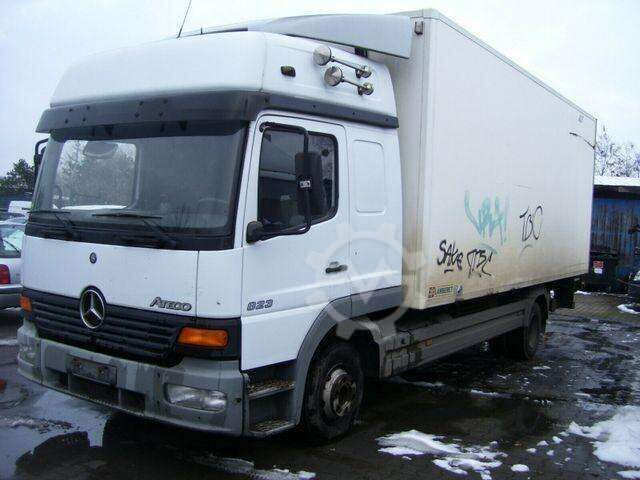 Mercedes-Benz Atego 823 Termo King s