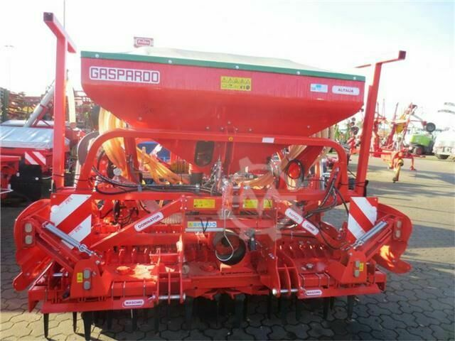 Maschio DM RAPIDO PLUS 3000/ ALITALIA 24 R
