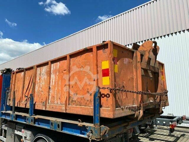 Sonstige/Other Andere Abrollcontainer ca. 9,5m³ Abrollcontainer