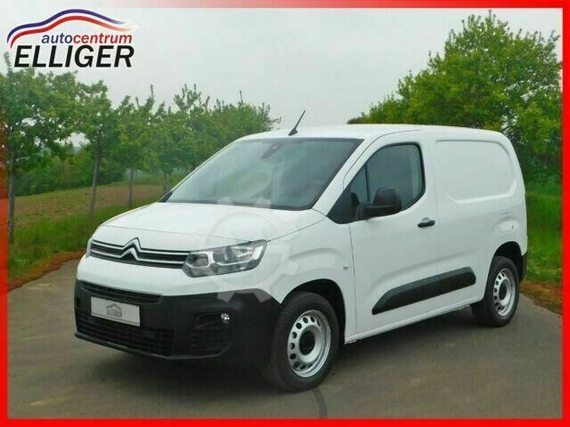 Citroen Berlingo Kastenwagen M BlueHDi 100 S&S Club