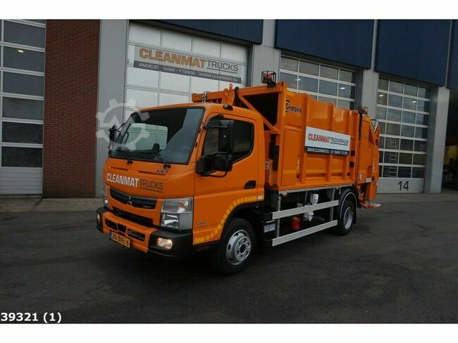 FUSO Canter 9C18 Geesink 7m3
