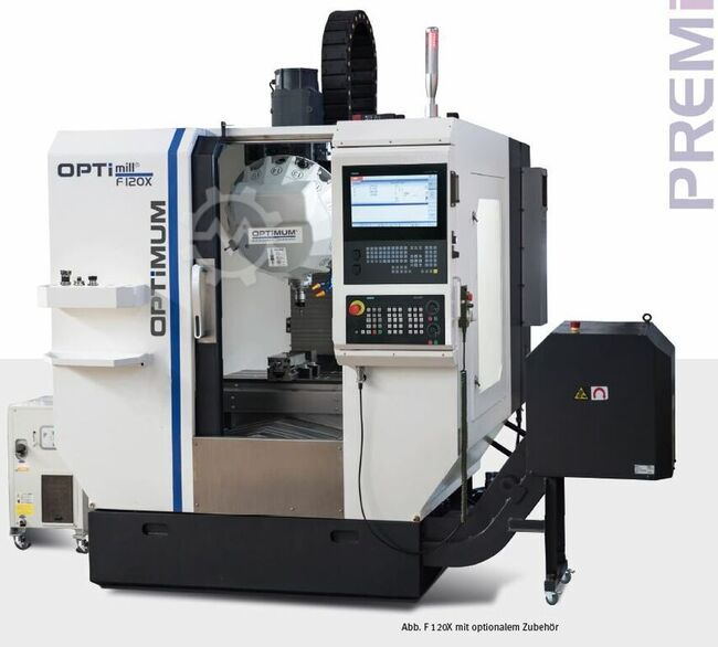 Optimum Maschinen - Germany Optimill F120X