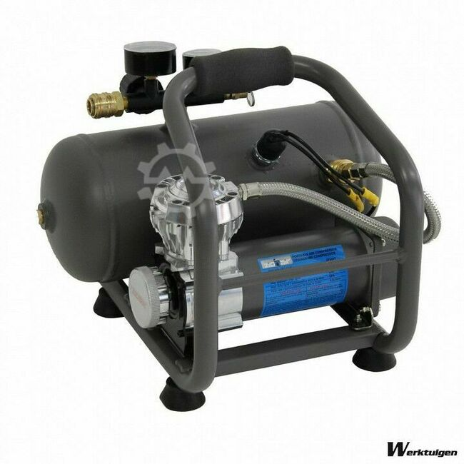 Zion Air Draagbare Compressor 12V met luchtketel