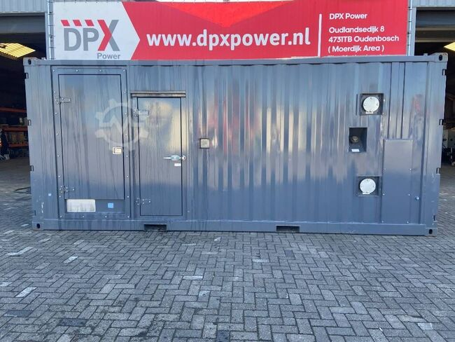 20FT New Silent Genset Container - DPX-29019