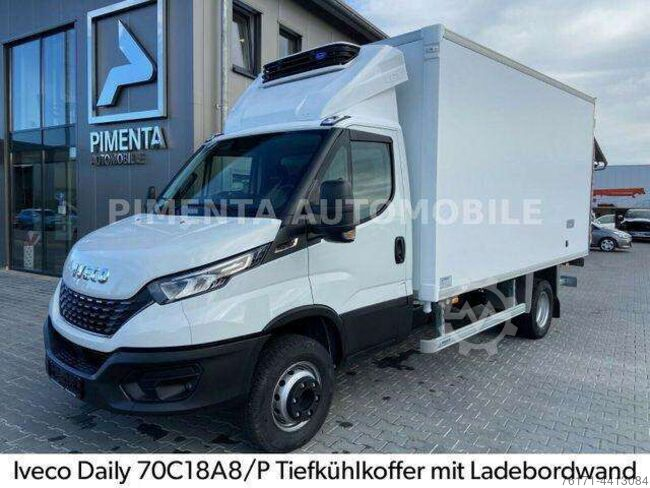 Iveco Daily 70C18A8 NAV/TIEFKÜHL 20 Carrier/LBW/LAGER