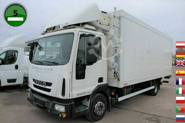 Iveco ML EEV 120 EL 22 / P 4X2 CARRIER SUPRA 850 M112 K