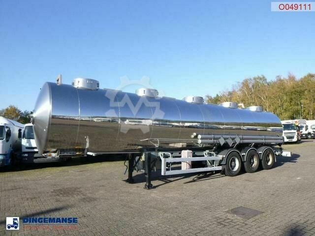 Sonstige/Other Magyar Chemical tank inox 32 m3 / 1 comp