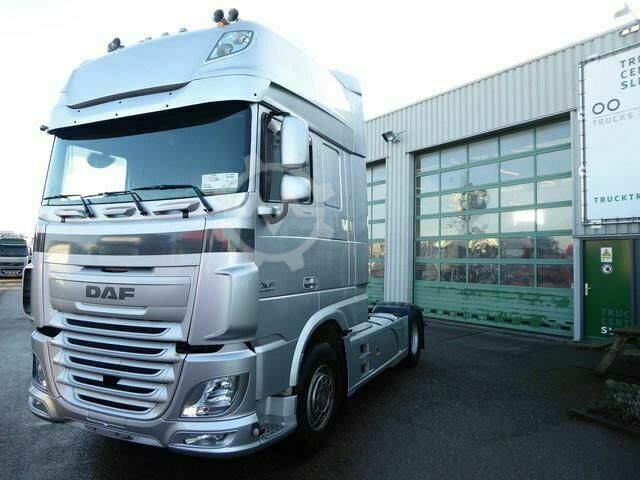 DAF XF 105 460, SSC manual, retarder, euro 6, 2 tanks