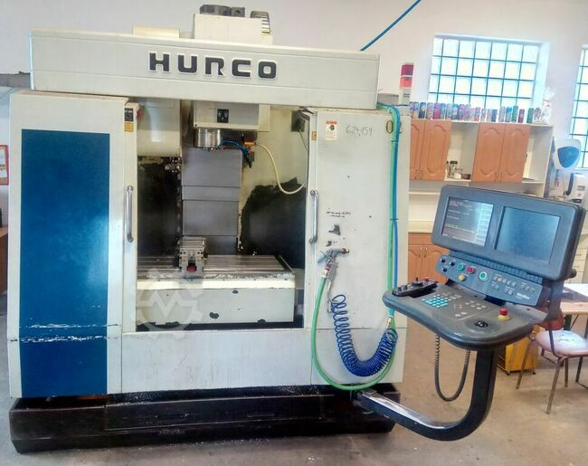 Hurco BMC30M (Se zárukou / With warranty)