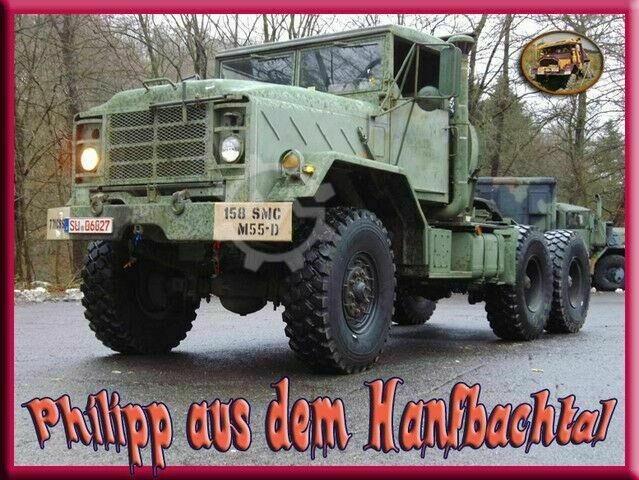 Sonstige/Other AM General M931A1 REO US Army Sattelzugmaschine