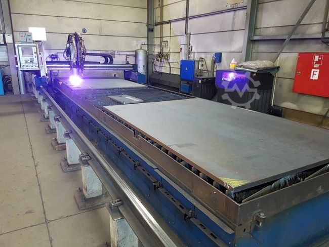 Messer Cutting System Cortina DS 3100