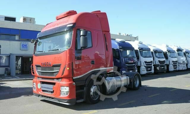 Iveco Stralis AS440S50T/FP LT