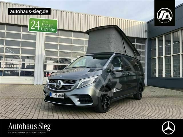 Mercedes-Benz V 300d 4 Matic Marco Polo Horizon AMG Line