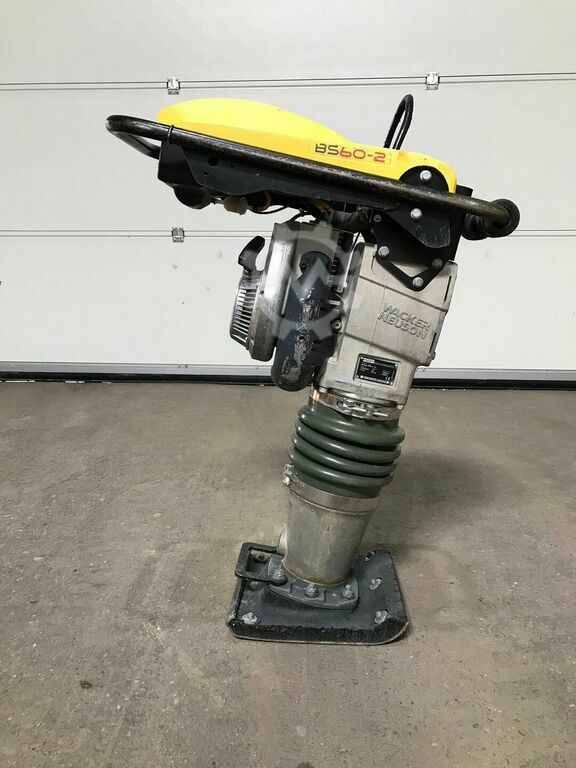 Wacker Neuson no Bomag Weber Husqvarna BS60-2 Plus