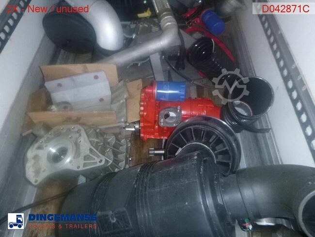 Mouvex MH6 Direct drive screw compressor