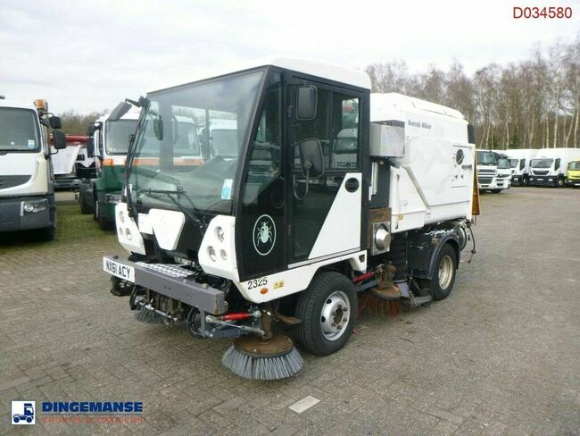 Scarab Minor Euro 5 street sweeper