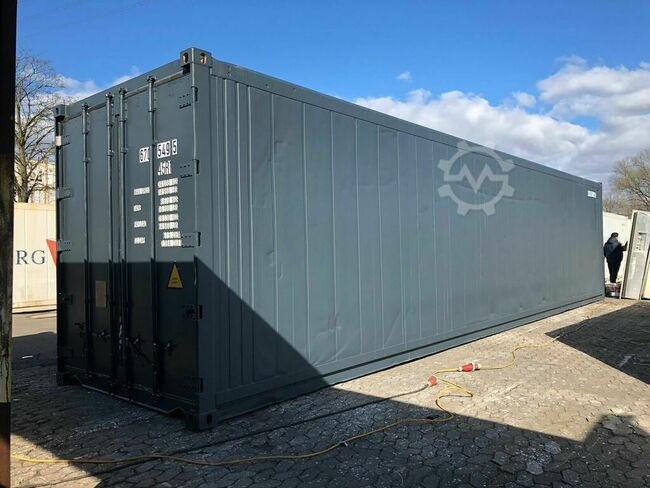 Carrier oder Thermo King