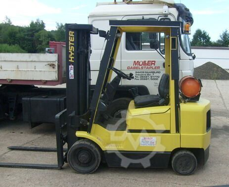 Hyster XM 25 S
