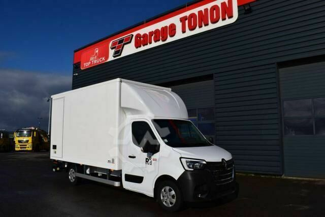 Renault MASTER 165CV RED EDITION TRACTION CAISSE 20 m3 + H