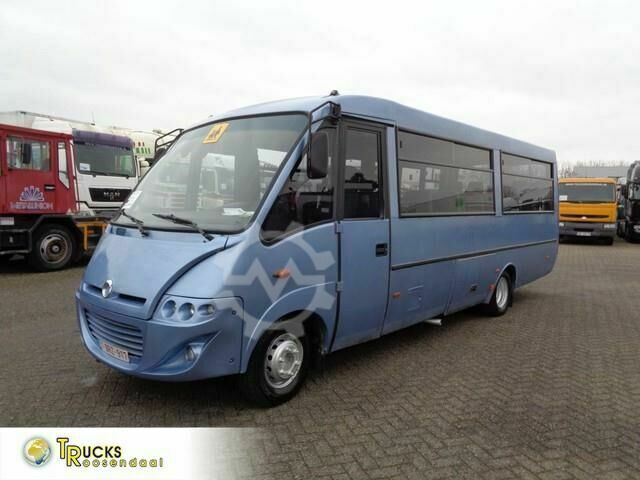 Iveco Bus Manual 34 1 seat