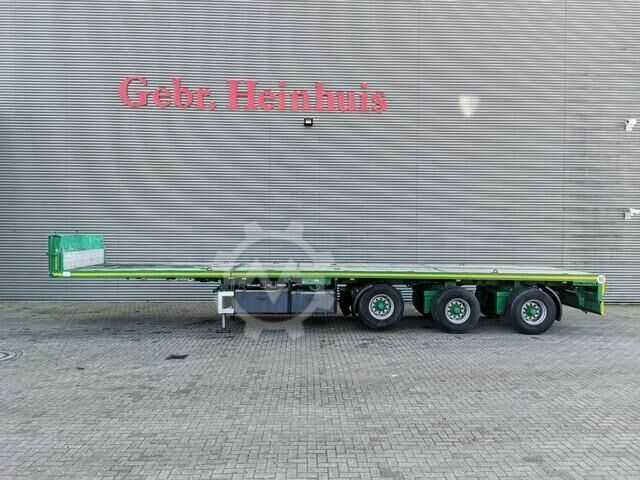 Faymonville SPZ 3A 7.5 M Extand. Powersteering Liftaxle!