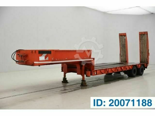 Kaiser LOW BED TRAILER