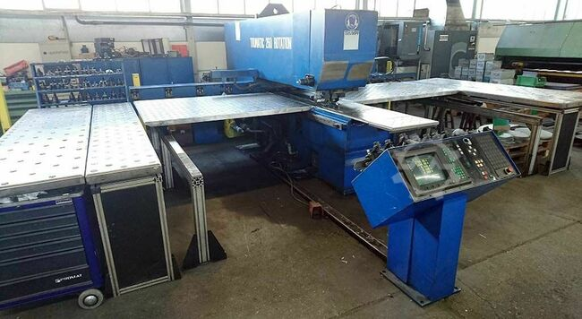 TRUMPF TRUMATIC 260 ROTATION