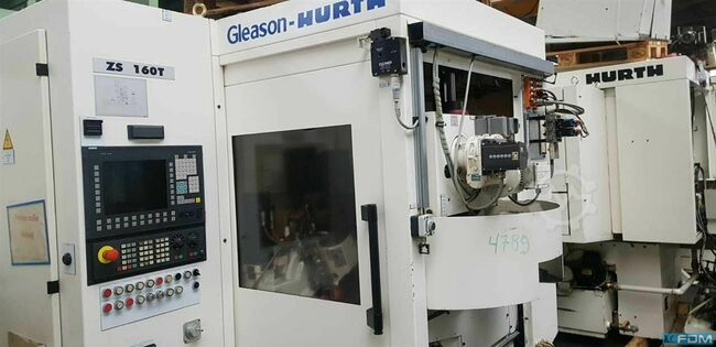 GLEASON-HURTH ZS 160 T