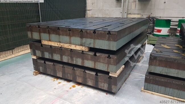 STOLLE 2870 x 2000 x 300mm
