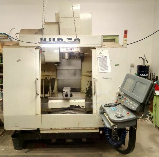 Hurco VMX24 (Se zárukou / With warranty)