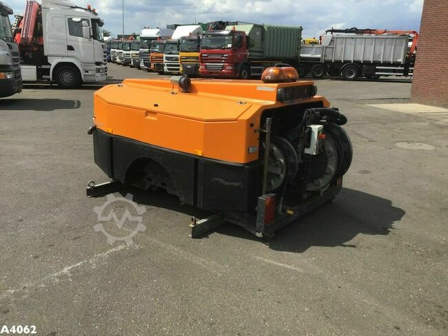 Rioned Multijet High pressure unit + Kubota dieselmotor