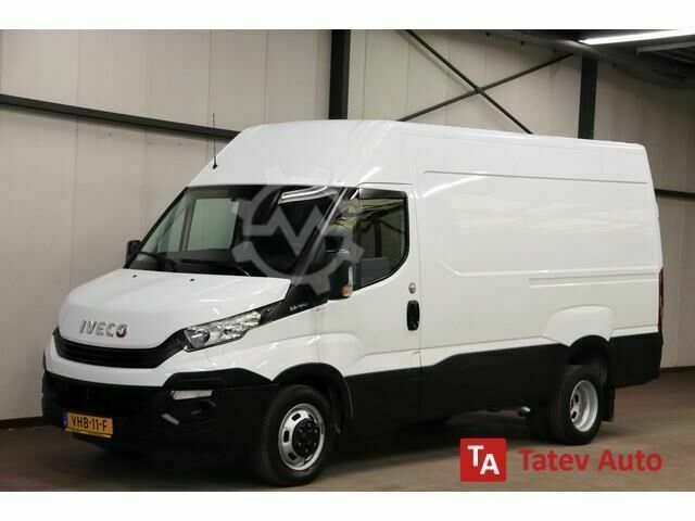 Iveco Daily Daily 35C14 DUBBEL LUCHT L2H2 3500KG T