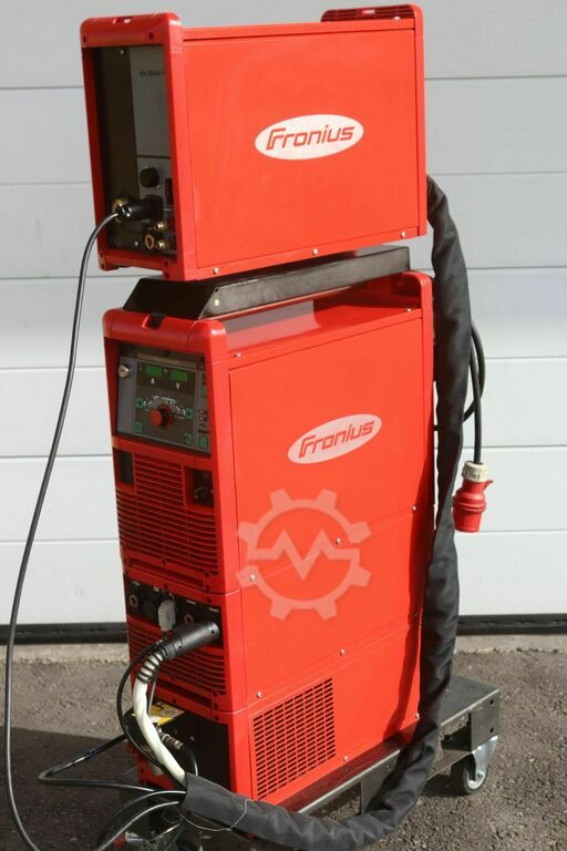 FRONIUS SCHWEISSGERÄTE / WELDING MACHINE READY to WELD --ᐳ  SOFORT EINSETZBAR